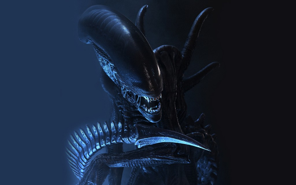 Xenomorph warrior, © 20th Century Fox