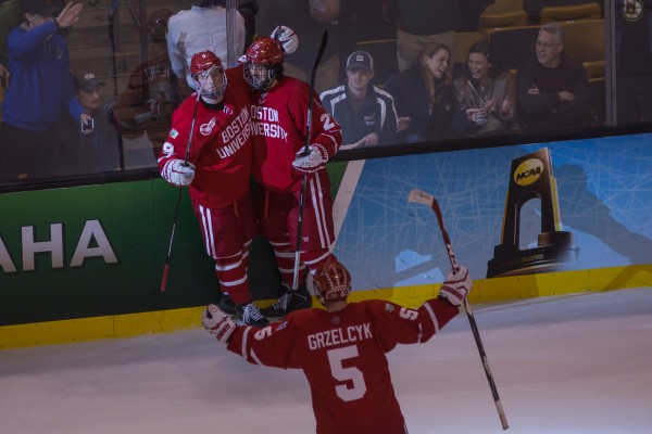 BU-UND Frozen Four Semifinals