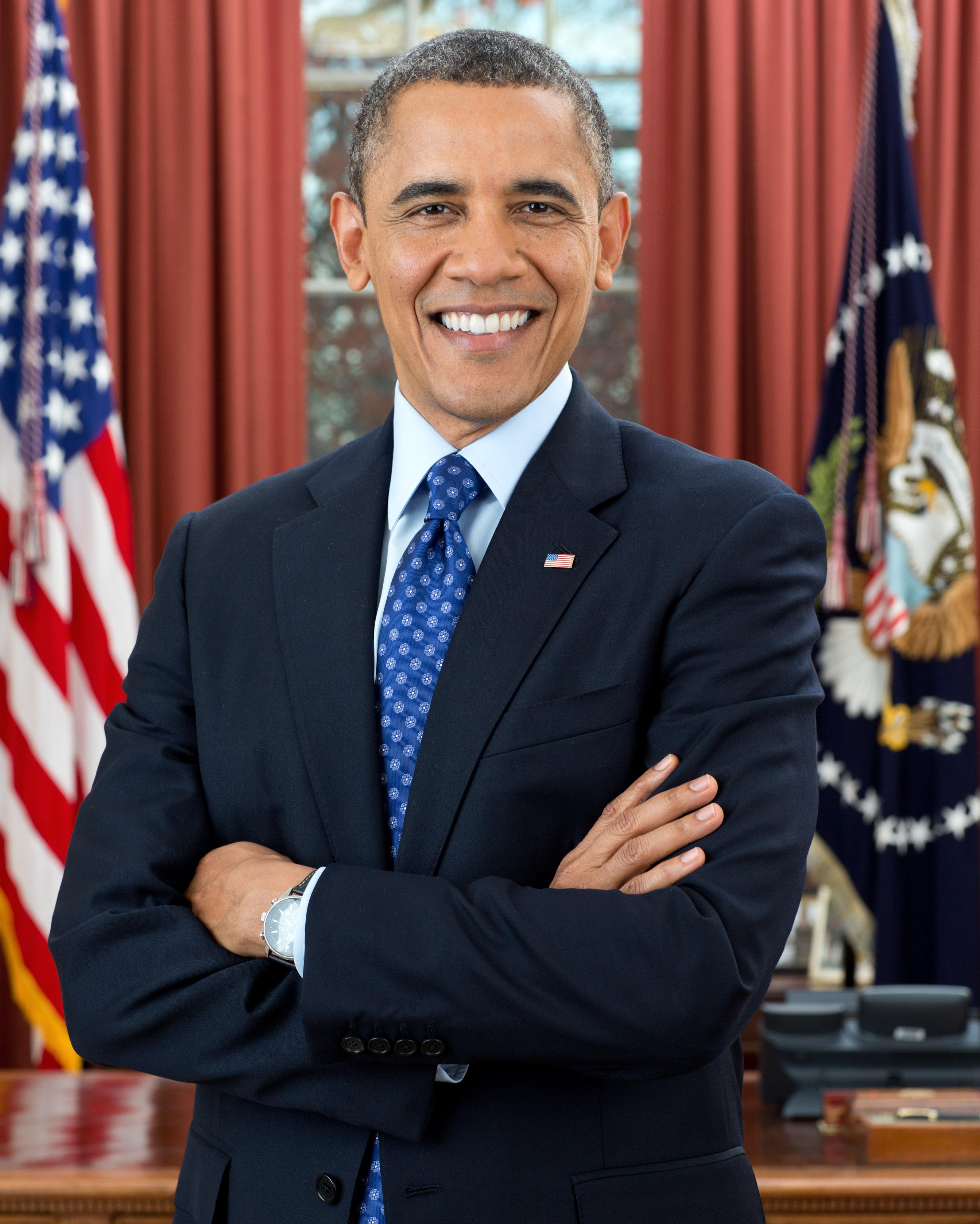 Image: President Barack Obama Official Photo
